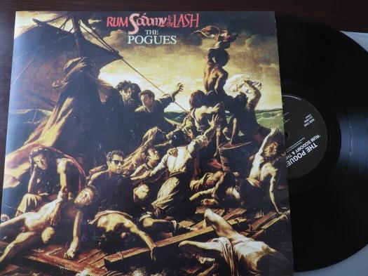 Vinyl Love The Pogues Rum Sodomy Amp The Lash My Life