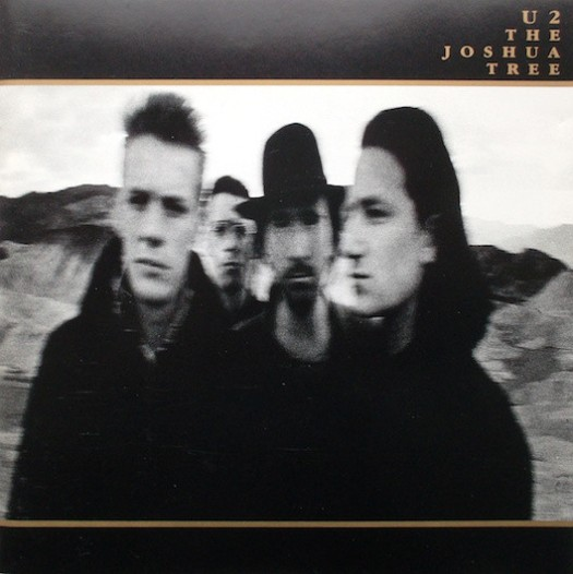 Best Albums Of 1987 4 U2 The Joshua Tree My Life In