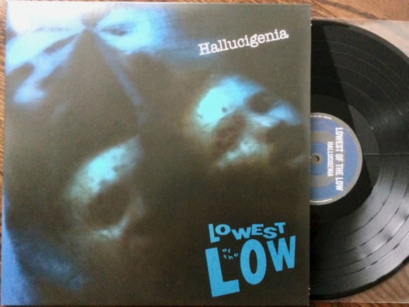 Lowest of the Low 'Hallucigenia' on vinyl